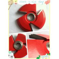 Buy cheap 3 Wing TCT Carbide Tipped Panel Raising Door Frame Cutter Head product