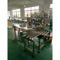 Check Weigher for Heavy Weight 5-10kgs products weight  and reject process