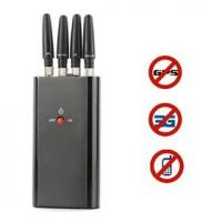 Buy cheap Portable Full-function Cell Phone & GPS Jammer,cell phone signal jammer product