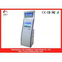 Buy quality Ergonomically 19 '' / 22 ''  Outdoor Touch Screen Kiosk With I7 CPU at wholesale prices