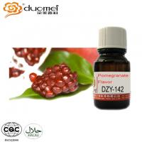 Buy cheap OEM ODM Pomegranate Flavor Concentrate , Professional Natural Food Flavours product