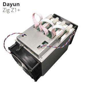 Lyra2Rev2 Algorithm 7.25G/S 1200W DAYUN Z1+ Zig Z1+ Miner Asic Mining Machine
