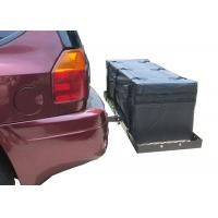 Expandable Waterproof Cargo Bag For Hitch Baskets / Hitch Trays 600D Polyester