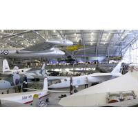 Buy quality Custom Dip Galvanized, Wide Span Steel Aircraft Shed And Airport Terminals at wholesale prices