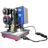 Buy cheap Semi-automatic  Coder machine HP241B to print the expiry date and number  on the plastic packing product