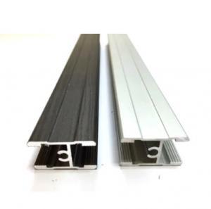 Buy cheap 6000 Series Furniture Anodized Wardrobe Aluminium Profile Sliding Wardrobe Door Frame product