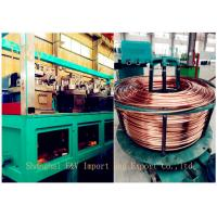 Buy cheap Large 8 pass copper alloy cold rolling machine 16mm - 8mm 200kw product