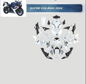 Buy cheap Fairing GSX-R600 2006-2007 for Suzuki product