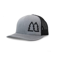 Buy cheap Unisex Embroidered Baseball Caps Six Panels Curved Brim Trucker Mesh Hat product