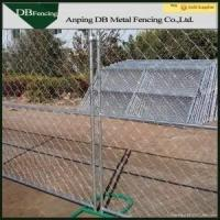 Buy cheap 6ft X 12ft Chain Link Temporary Barricade Fence For Gatherings / Sports Playground product