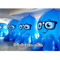 Cute Cartoon Model Inflatable Octopus for Outdoor Advertisement and Display