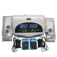 Buy cheap Far Infrared Heating Massage Dual Foot Spa Machine With Big LCD Screen And 5 Models For Detoxification product