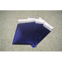 "Wear Resistant Metallic Bubble Mailers Blue Padded Envelopes 8.5""X14.5"" #3"