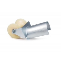 Buy cheap Nylon Tube Entrance Bell Mouth Cable Ground Roller from wholesalers