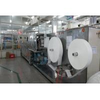 Buy cheap 50Hz Full Auto Wet Tissue Paper Making Machine ISO9000 Certification product