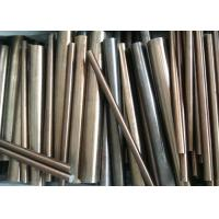 Buy cheap Corrosion Resistent Round Alnico Bar Magnet , Relays Magnet product