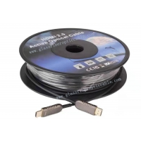 Buy cheap Black Paintcoat 5V Supply 18.2 Gbps 4K 60HzHDMI AOC Cable product