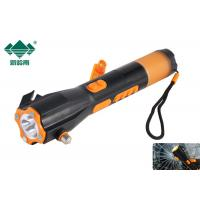 Buy quality Automotive Multi-Function Safety Hammer Car Emergency Tool With Led Flashlight at wholesale prices