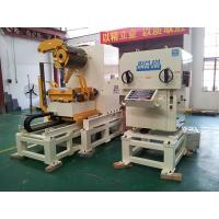 Buy cheap Pneumatic Type Steel Coil Uncoiler , Automation Manipulator Filament Winding Machine product