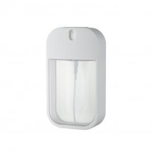 Buy cheap Fine Mist Pump Sprayer PETG ABS Bottle 30ml Heart ShapeTravelling Bottle Perfume Bottle product