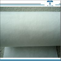 Buy cheap pva fabric hot water soluble fabric paper for textile high quality product