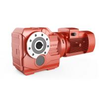 Buy cheap SUPROR - K helical bevel gear motor from wholesalers