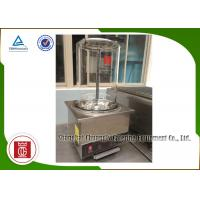 China Small Size Heat Resistant Glass Commercial Barbecue Grills 310*340*490mm Grill Size on sale