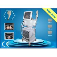 Buy cheap 1.5mm Cartridges Fast Slimming Machine Power 800w For Beauty Salon product