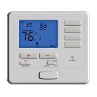 Buy cheap OCSTAT 5 / 1 / 1 Programmable Power Thermostat 24 Volt With Temperatrue Control from wholesalers