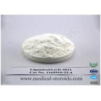 Quality Pharmaceutical SARMs Raw Powder Lgd-4033 ,  Ligandrol For Bulking up for sale