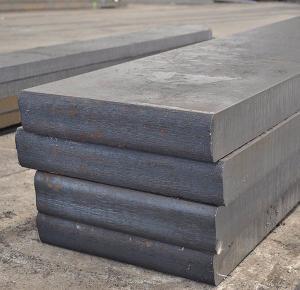 Buy cheap 3KH3M3F Rectangular Steel Bar / Die Tool Steel Flat Bar Corrosion Resistance from wholesalers