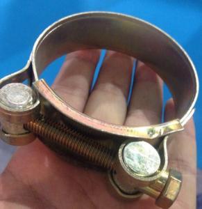 European type hose clamps