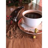 Buy cheap Dried Dark Brown Natural Cocoa Powder IS022000 ≥99% Fineness FIRST product