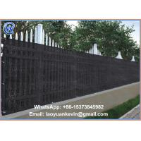 High quality HDPE balcony blind fence blind, View balcony blind