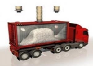 Buy cheap Q235 98% Filling Efficiency 20m Bulk Truck Loading System product
