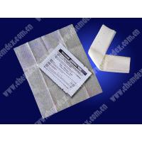 Buy cheap IPA-M3 Pre-saturated Cleaning wipe/card printer cleaning tissue/wet cleaning wipes/presat cleaning tissue product