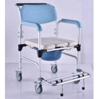 Buy cheap Telescopic Disabled Toilet Chair Adjustable Adult Toilet Chair ,--samples free in 7days product
