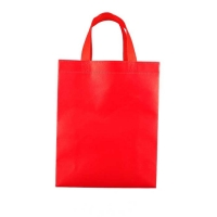 China Disposable Fabric 120gsm Polypropylene Reusable Shopping Bags Anti Static for sale