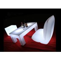 Night Club LED Table Furniture Big Size Bar And Lounge Furniture Table