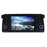 Buy cheap Multimedia Car Navigation System with gps wifi 3g camera input for BMW E46 product