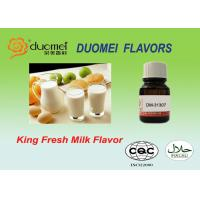 Buy cheap Bakery Pure Fresh Milk Food Grade Flavouring GB 30616-2014 Standard product