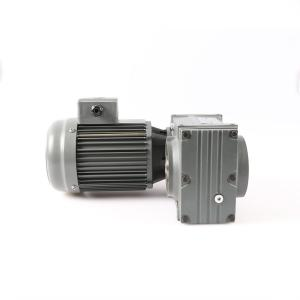 Buy cheap M1 2.2KW Parallel Shaft Helical Gear Motor 4 Pole product