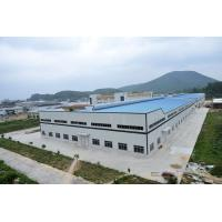 Buy cheap Prefabricated Steel Structure Building For Big Workshops And Warehouses product