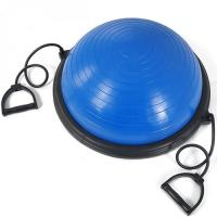 Buy cheap Office Home Yoga Gym Half Balance Ball With Pump Exercise Balance Trainer product