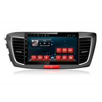 Buy cheap Quad / Octa Core HONDA Navigation System , GPS Navigation System WIFI For Android IOS product
