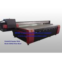 Buy cheap High Speed MDF Board Wood Printing Machine Double Lead Screw Driving System product