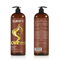 Buy cheap Silk Protein 500ml Shampoo And Conditioner Repair Damaged Hair product