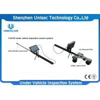 Buy cheap 1080P FULL HD 7' Under Vehicle Inspection Camera , Security Check Car Inspection Mirror product