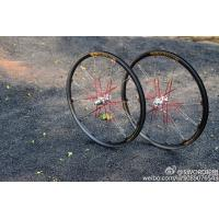 Unique Tireless Carbon MTB Rims 26 Inch Bicycle Wheels With Suspension Loop