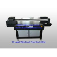 Buy cheap 1200dpi Furniture Flatbed  Wood UV Printer With Ricoh GEN5 Print Head product